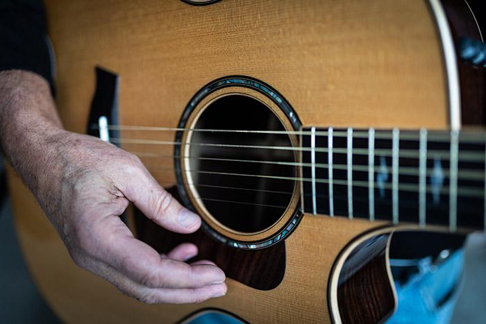 Victor Hafichuk on musical inspiration