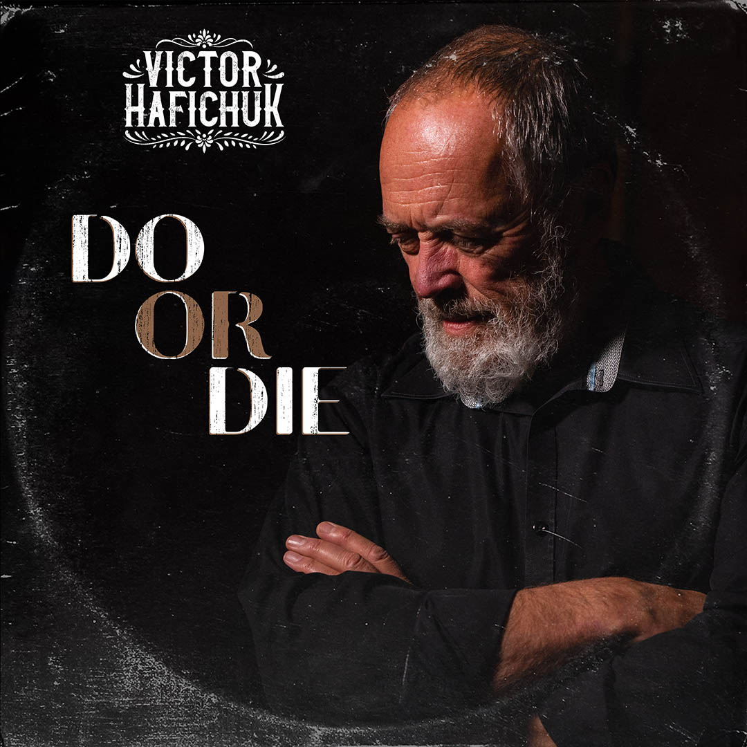 Do or Die album cover by victor hafichuk